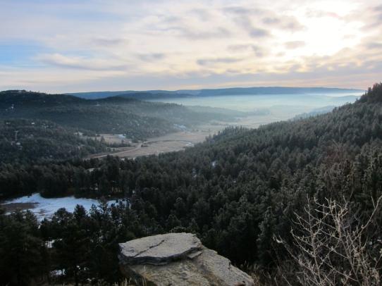 Black Hills Precipice